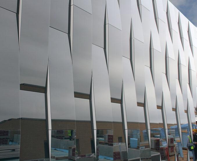 Materiales de fachadas cool fachadas with materiales de - Materiales de fachadas ...