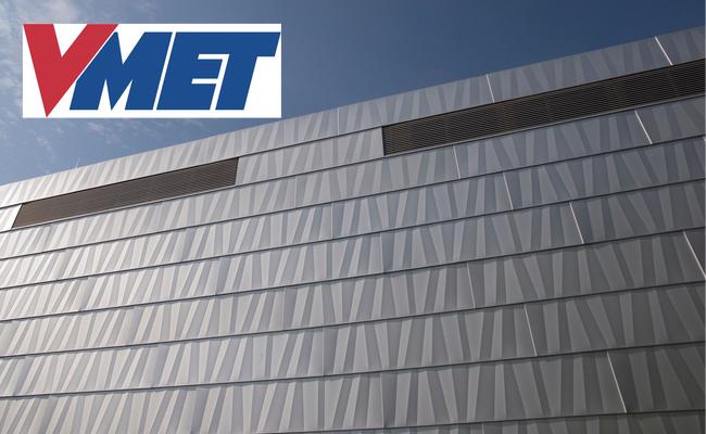 Fachadas metalicas Vmet