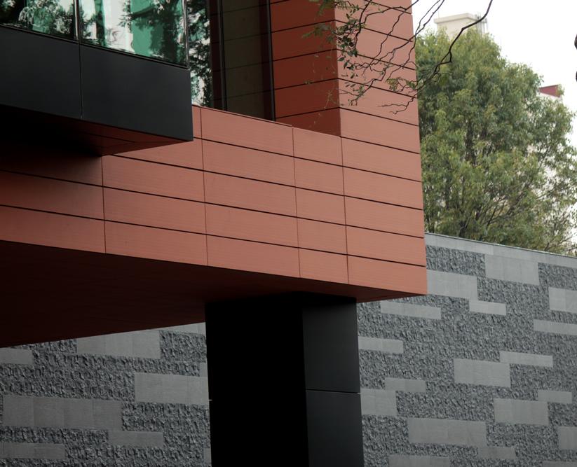 Alphaton fachada ventilada