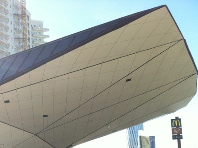 Fundermax-fachada ventilada