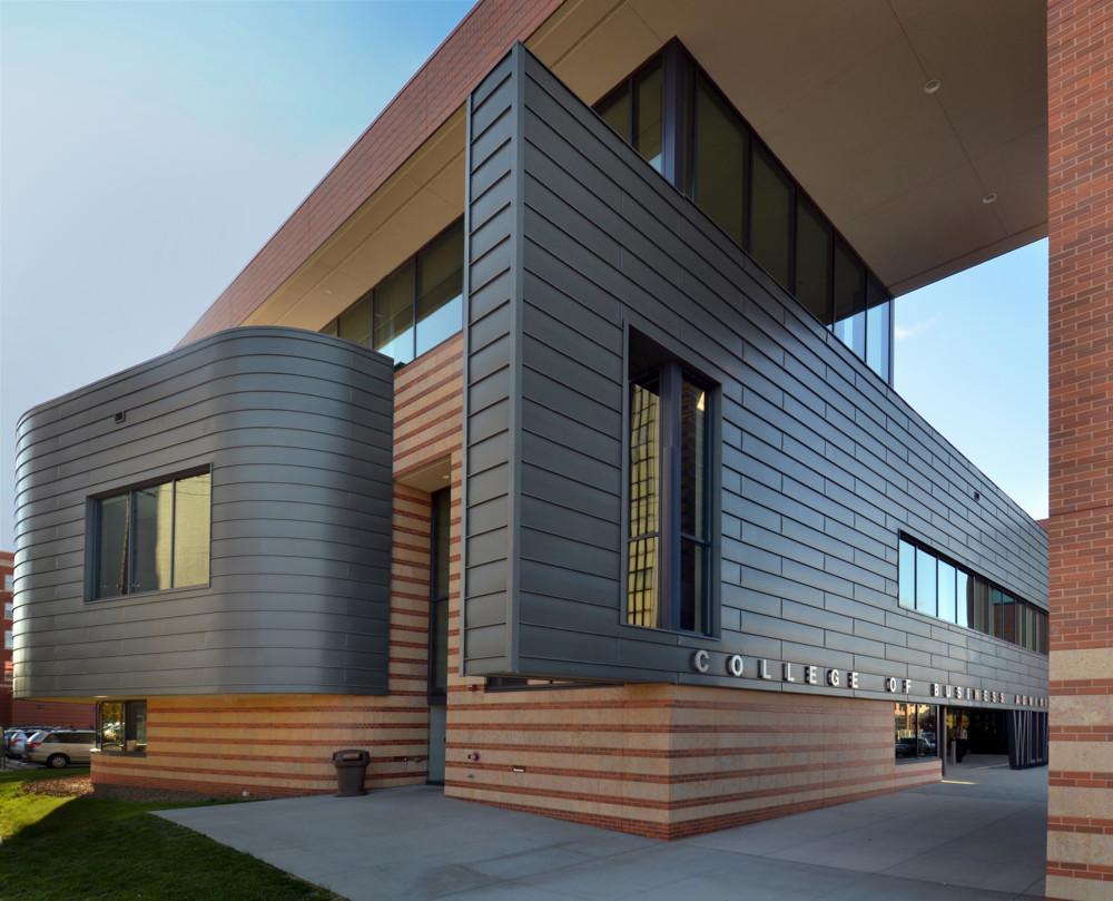 rheinzink fachada ventilada de zinc