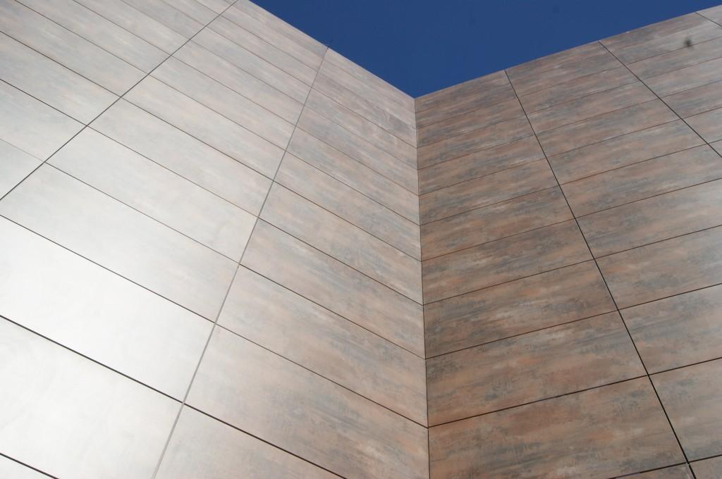 placas de laminado para fachada Fundermax