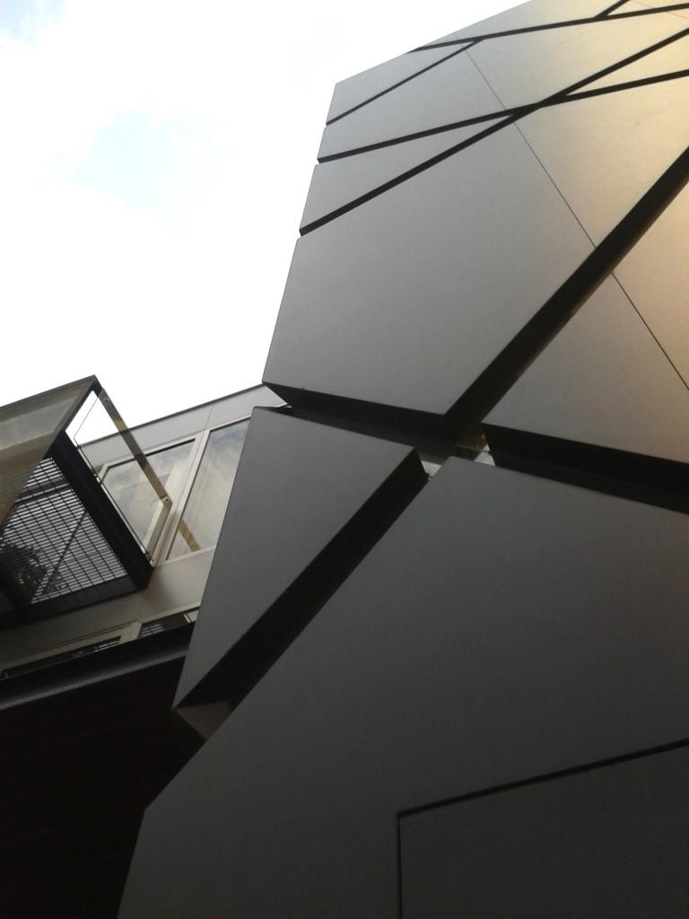 Sistema de fachada 3d en mexico