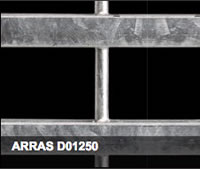 malla soldada arras D01250