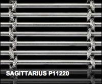 malla tejida con cable sagitarius P11220