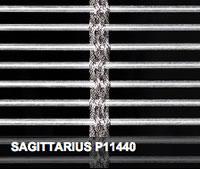 malla tejida con cable sagitarius P11440