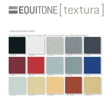 carta de colores Equitone textura