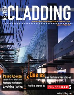 Revista cladding marzo 2015