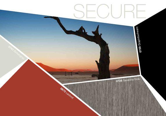 Fundermax interior secure
