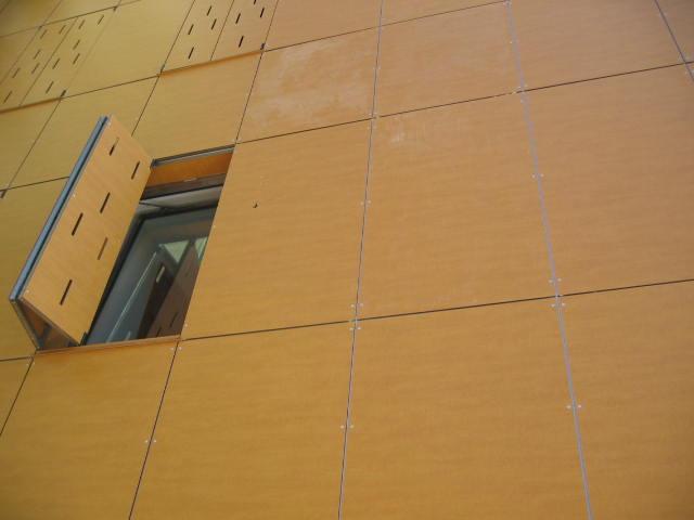 panel compacto fenolico Fundermax