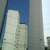 Hospital Swiss Monterrey / Fundermax