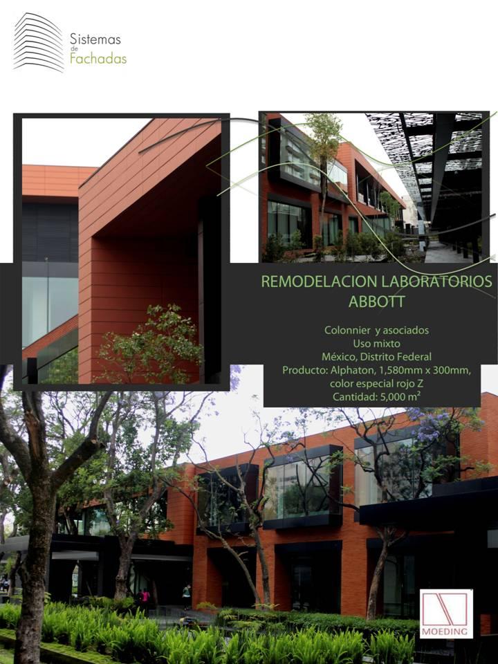 Remodelación Laboratorios Abbott