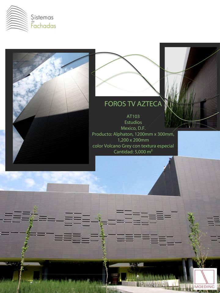 Fachada Foros Tv Azteca