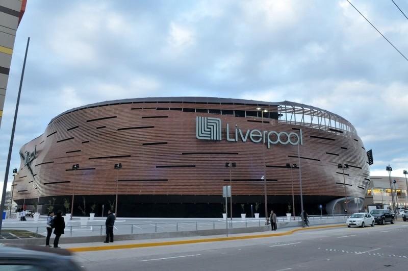 Liverpool Toluca Adhesivo para fachada