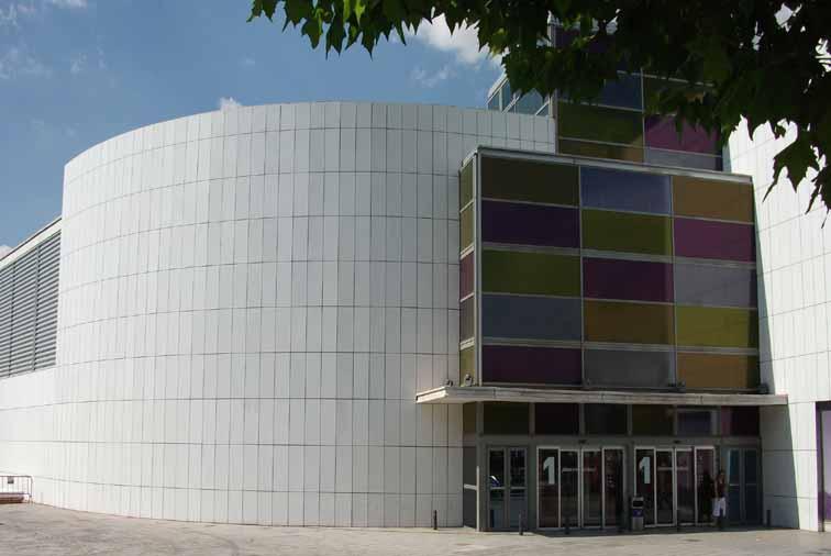 centro comercial / Valladolid, España