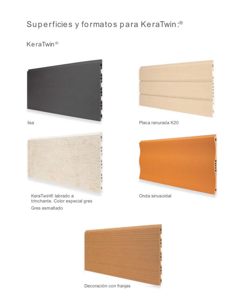 fachadas ceramicas keratwin-modelos