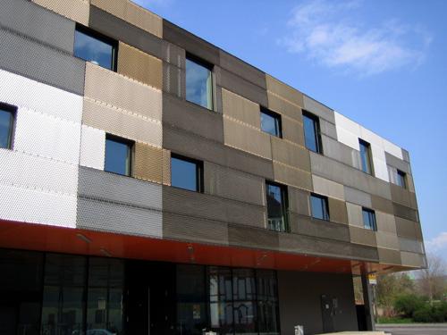 Materiales de revestimiento para fachadas metalicas - Materiales para fachadas exteriores ...